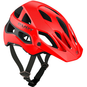 Rudy Project Protera Helmet Red-Black Shiny-Matte